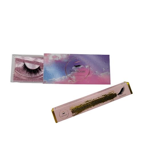Eyelash +Glue