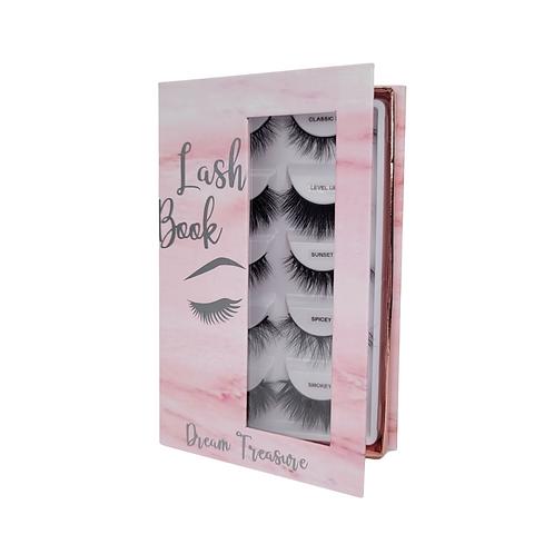 Lash Book