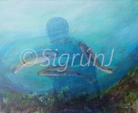 Frelsi fiskanna (Seld)