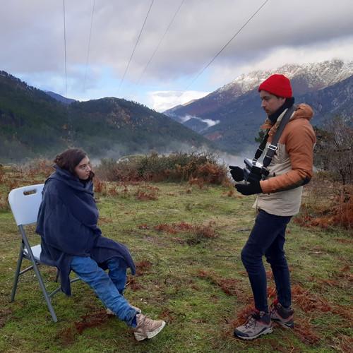 Concertation avec le réalisateur