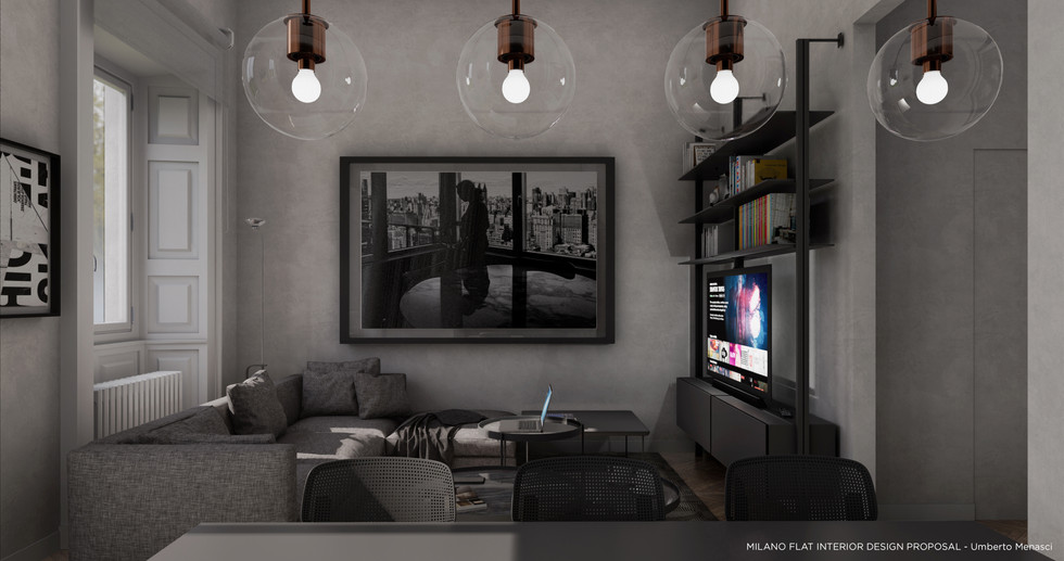 Milano interiors proposal