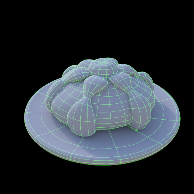 PAO WIREFRAME