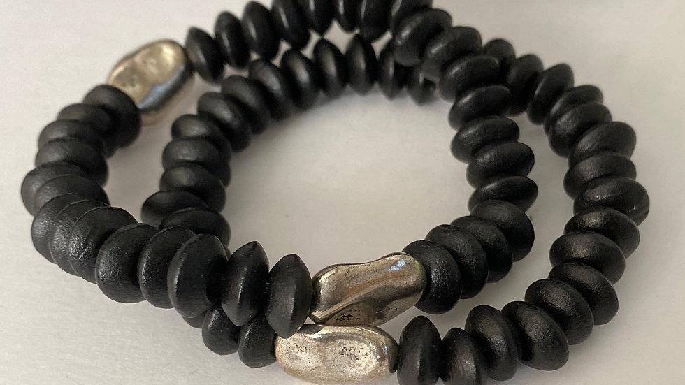 Black Affair Men's Bracelet Set