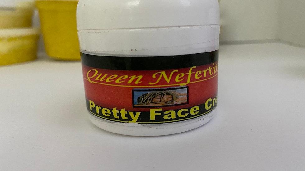 Pretty Face Anti Aging Cream 3oz