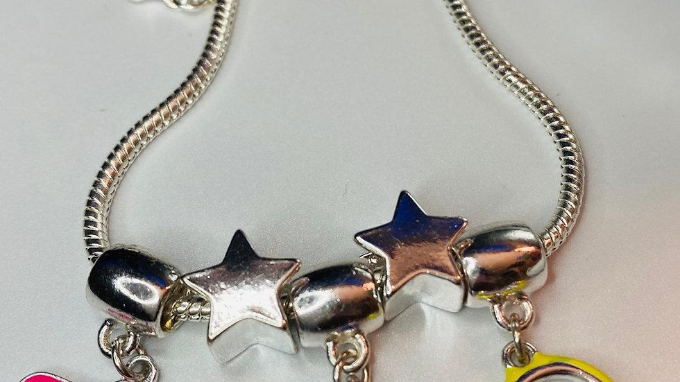Rockstar Charm Bracelet