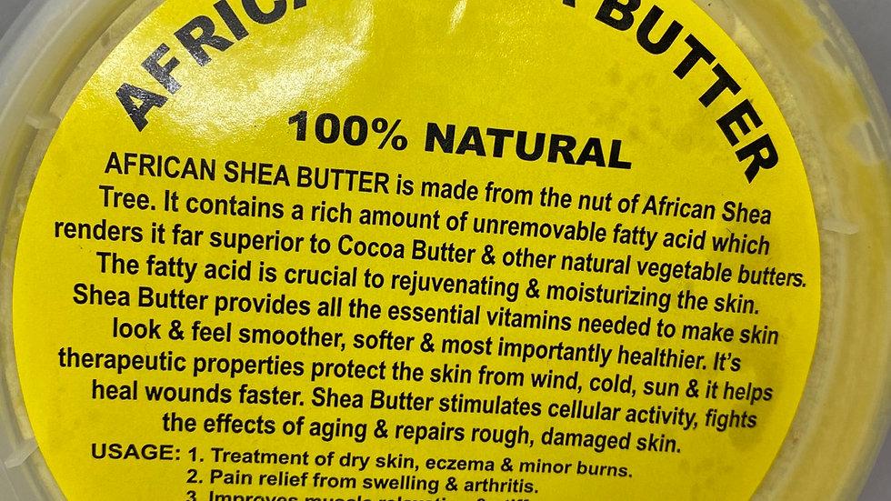 💯 % Pure Shea Butter small
