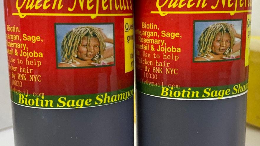 Biotin Sage Shampoo