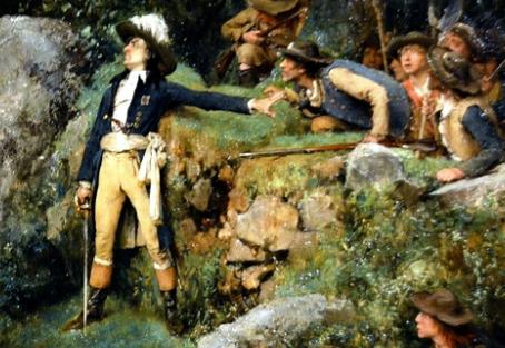 """Le mystérieux """"général"""" Vendéen Louis-Jean Bouin"""