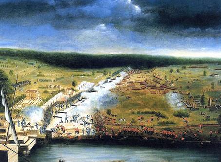 La contribution de Français à la Bataille de La Nouvelle-Orléans de 1815