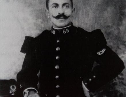 François Rivière, Mort pour la France