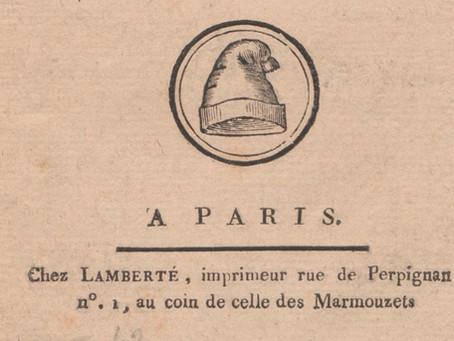 L'imprimeur Théodore Lamberté (suite et fin)