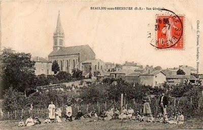 Les origines d'une commune du bocage bressuirais
