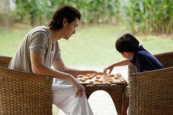 исследование нарушений психики отец с ребенком
