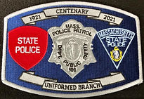 100th Anniversary Patch