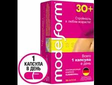 """Средство для похудения """"Модельформ 30+"""", 30 капсул (МОДЕЛЬФОРМ 30+ N30 КАП"""