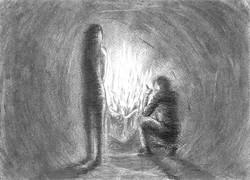 이현수_Untitled13_27x19.5cm_charcoal on paper_2014 copy