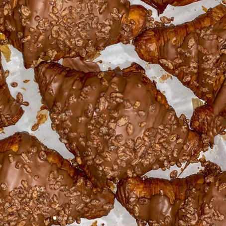 A Coco Pop Croissant Exists And Breakfast Will NEVER Be The Same...