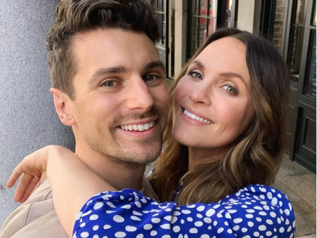 Laura Byrne shares surprising details about Matty J's bedroom antics