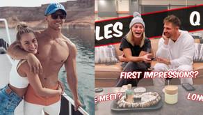 The Awkward Moment Steve Cook's Girlfriend Reveals She First Met Him As A Fan At A Meet & Greet