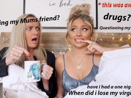 This Youtuber Let Her Mum Ask Her The MOST Embarrassing Questions EVER…And She Answered All But One