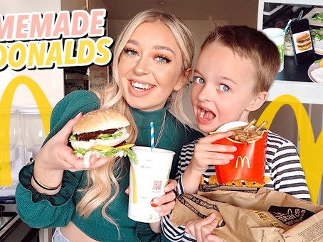 English Youtuber Reveals How To Make Your Own McDonalds After Takeaway Store Was Closed in the UK