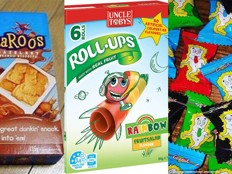 A Definitive Ranking of 90's Lunch Box Snacks