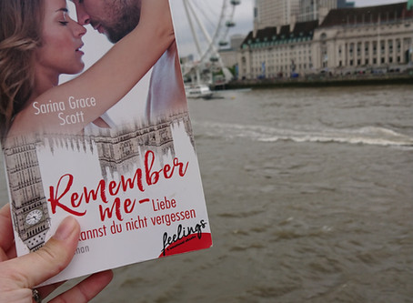 """""""Remember me"""" in London - Tag 2"""
