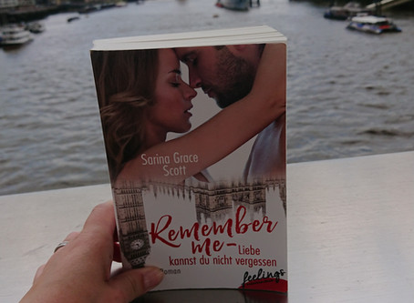 """""""Remember me"""" in London - Tag 1"""
