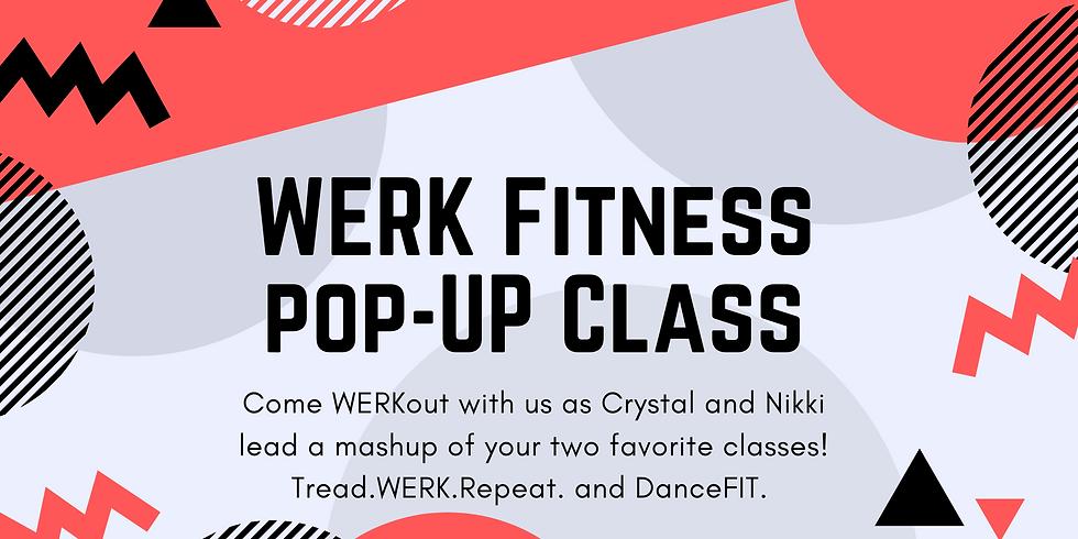WERK Fit Pop-Up Class 7/10
