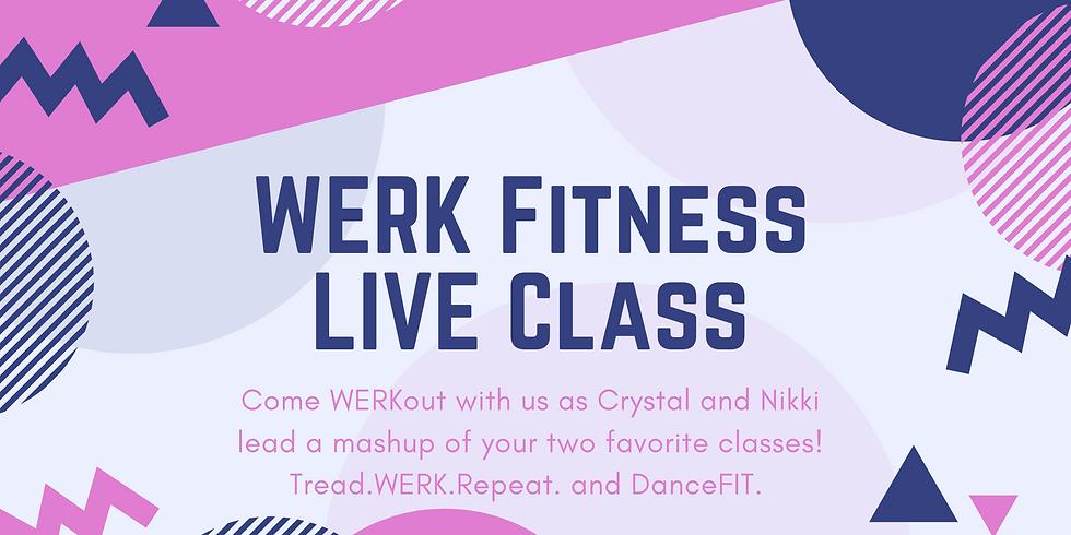 WERK Fit In-Person Class 6/28/20