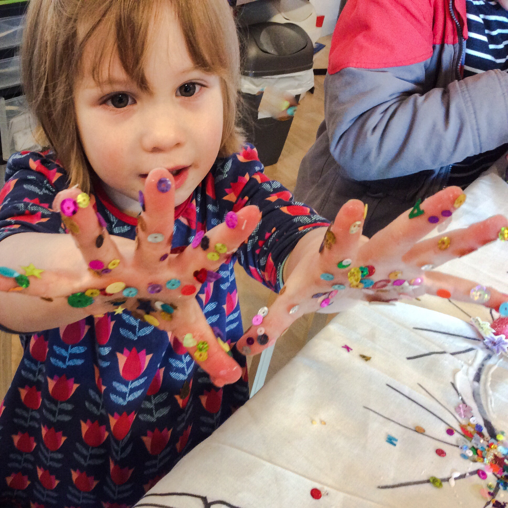 Early Years Arts Sessions