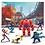 Thumbnail: Disney 5-Piece Big Hero 6 Playset, Authentic