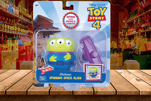 Toy Story 4 - Spinning Space Alien
