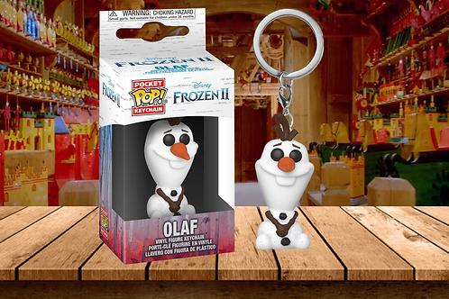 Funko Pocket Pop! Olaf Frozen 2 Keychain