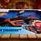 Thumbnail: Hot Wheels Race N Color Crash Quick N' Sik