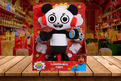 Ryan's World - Combobunga Panda - Light, Sounds & Karate