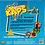 Thumbnail: Pog Retro Kaps 2-Player Starter Set Game Includes: 30 Pogs & 2 Slammers