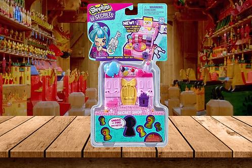 Shopkins Lil' Secrets Mini Playset - Game On Arcade