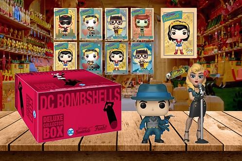Funko DC Comics Bombshells Deluxe Collectors Box