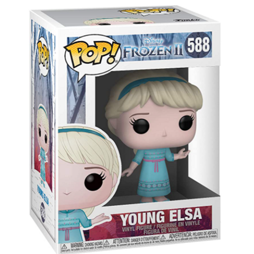 Funko POP! Frozen II Young Elsa #588