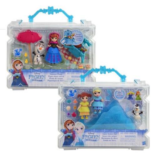 Hasbro Disney Frozen Little Kingdom Mini Dolls
