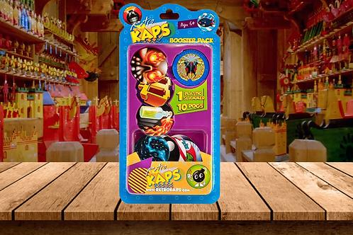 Pog Retro KAPs Booster Pack - 10 Pogs & 1 Slammer