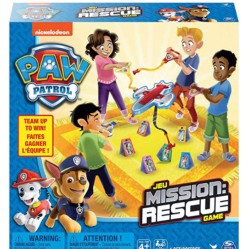 PAW Patrol Mission Rescue Game