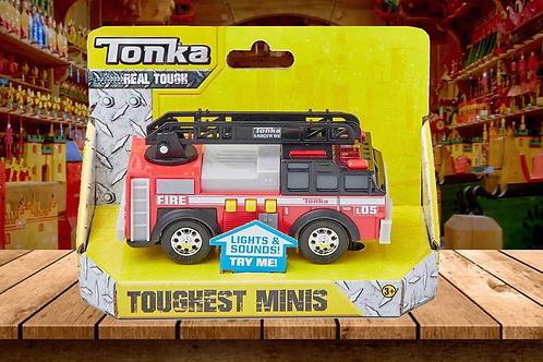 Tonka Real Tough Toughest Minis Fire Department Vehicle