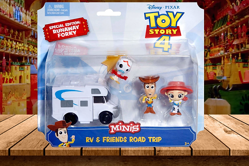 Toy Story 4 -RV & Friends Road Trip Minis