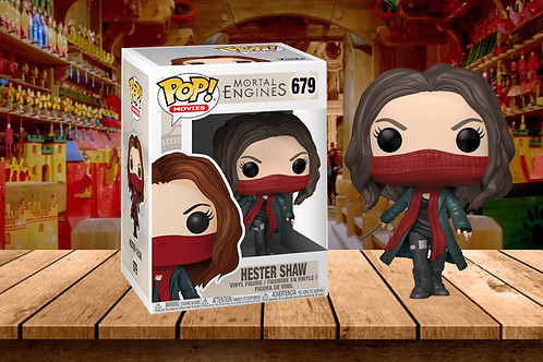 Funko Pop Movies: Mortal Engines - Hester Shaw Collectible Figure