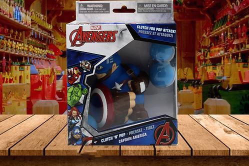 Marvel Avengers Captain America Clutch for Pop Attack