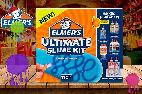 Elmer's Ultimate Slime Kit - 11 Piece Kit
