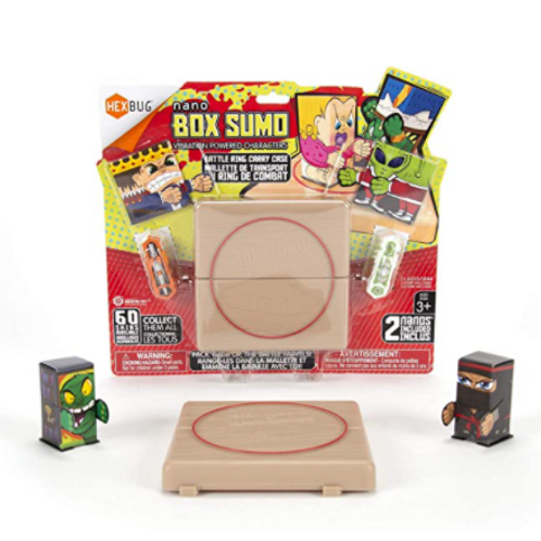 HEXBUG Box Sumo The Ring (Various Styles - 60 Skins