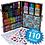 Thumbnail: Crayola Trolls Art Case 110 Pieces